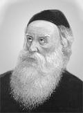Рабби Шнеур-Залман (Алтер Ребе) - Создатель философской системы хасидизма - учения Хабад.