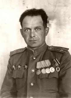 Свойский Исаак Михайлович