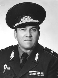 Генерал-майор Руслан Тимофеевич Зубов