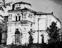 Лиозно, Храм Святого Вознесения Господня