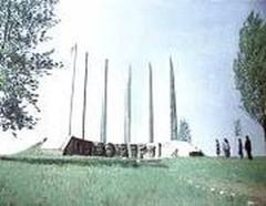 Лиозно: Мемориал войнам освободителям